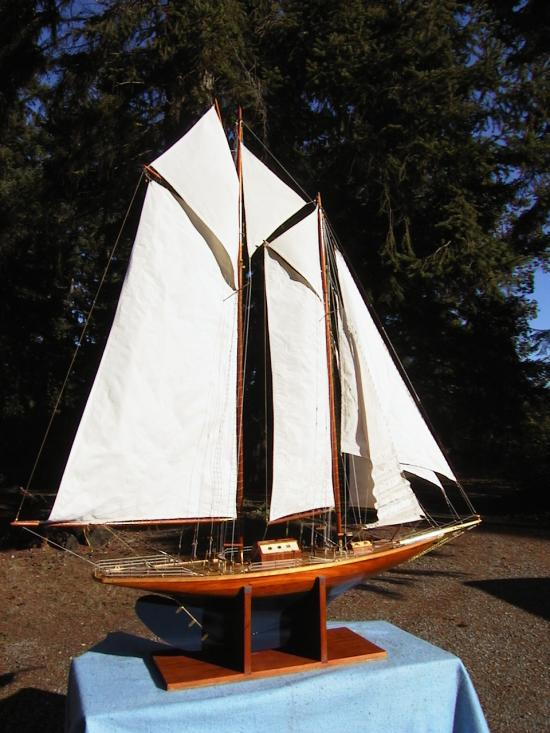 Antique pond boats, toy sailboats for sale