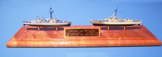 US Navy Scale Models