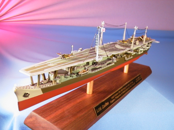 Japanese Aircraft Carrier Model