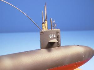 Permit Class Submarine Models USS Greenling SSN 614