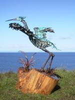 Click for Copper Sculpture